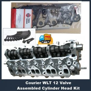 Ford Courier Complete Cylinder Head