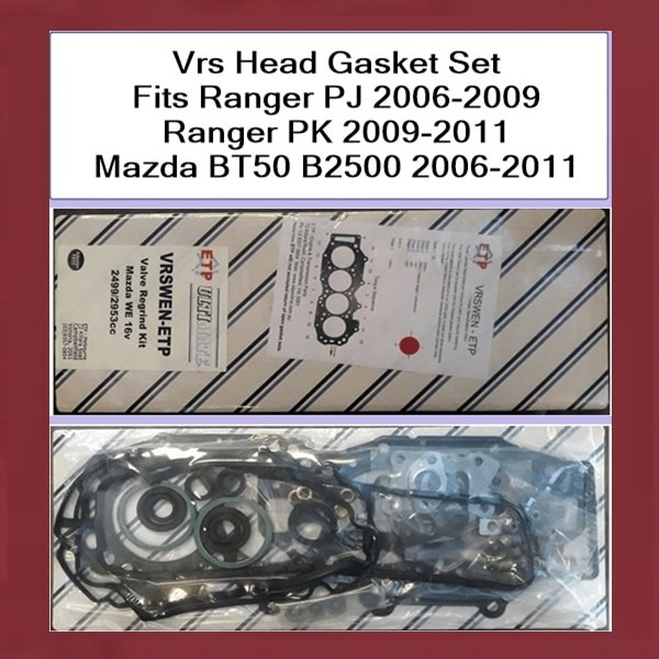 Ford Ranger PJ PK WEAT VRS Head Gasket Kit