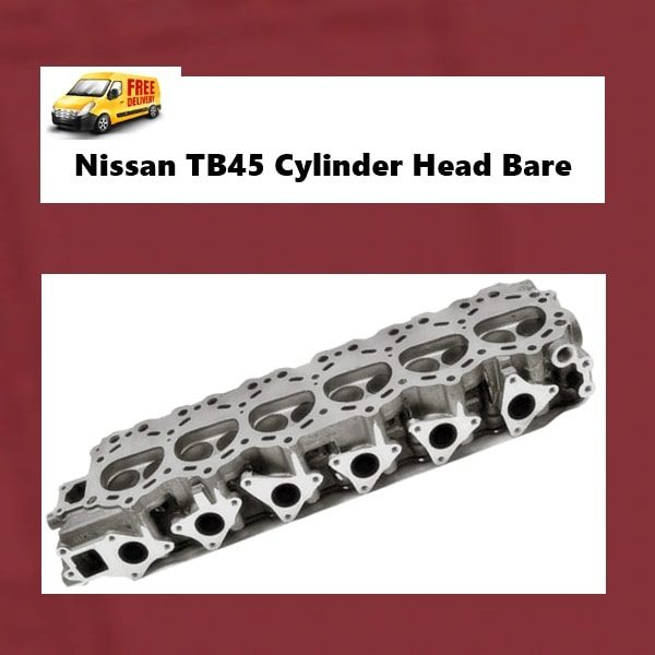 Nissan TB45 Cylinder Head Bare-