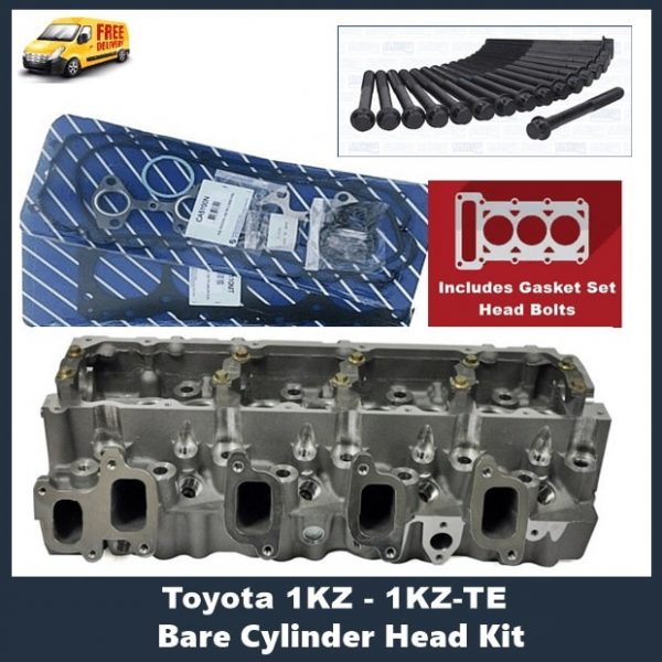Toyota 1KZ-TE Cylinder Head Kit