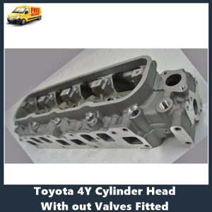 Toyota 4Y Cylinder Head With out Valves Fitted