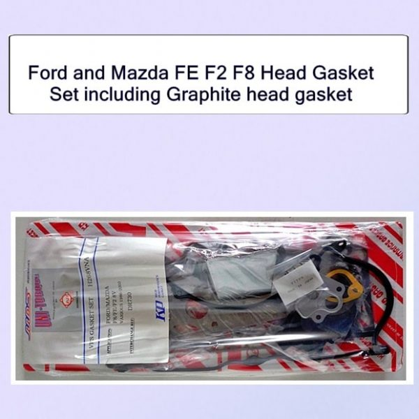 Ford and Mazda FE F2 F8 Head Gasket Set including Graphite head gasket