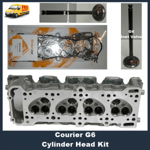 Ford Mazda G6 2.6 12v Cylinder Head Kit