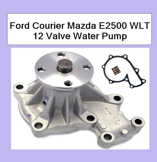 Ford Courier WLT Water Pump