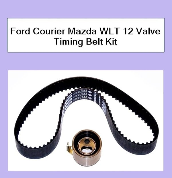 Ford Courier WLT Mazda B2500 Timing Belt Kit