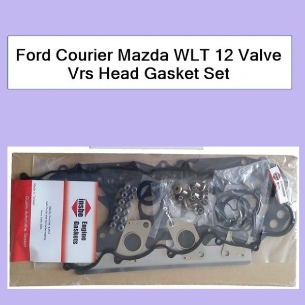Ford Courier WLT Vrs Gasket Set