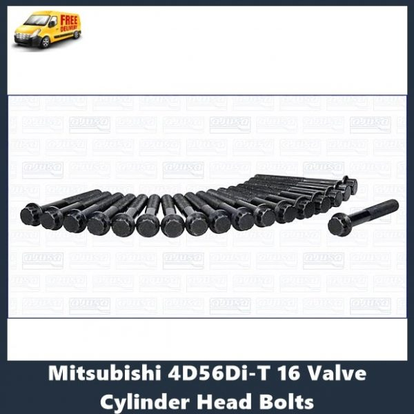 Mitsubishi 4D56Di-T Engine Cylinder Head Bolts