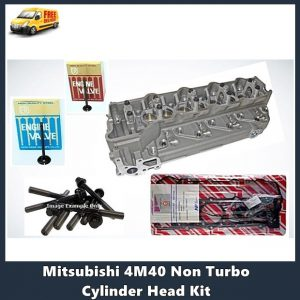 Mitsubishi 4M40 Cylinder Head Kit