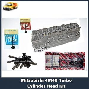 Mitsubishi 4M40T Cylinder Head Kit