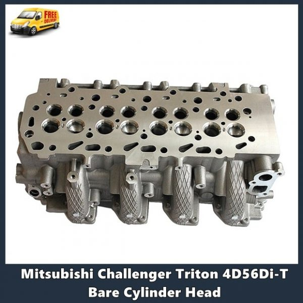 Mitsubishi 4D56Di-T Engine Bare Cylinder Head