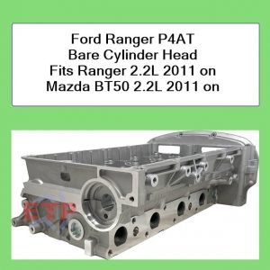 Ford Ranger PX P4AT Bare Cylinder Head