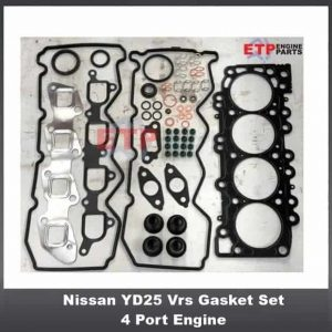Nissan YD25 VRS Gasket Set 2005 to 2015