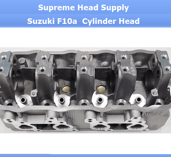 Suzuki Carry Sierra F10A Cylinder Head