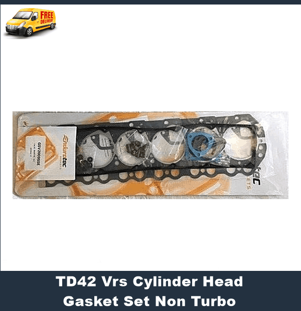 Nissan Patrol TD42T TD42TI Diesel Cylinder Head With Valves Gaskets