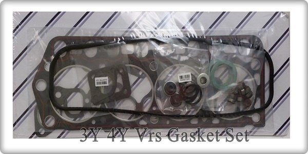 Toyota 4Y Vrs Gasket Set Carby Engine