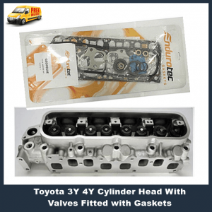 Toyota 3Y 4Y Complete Cylinder Head
