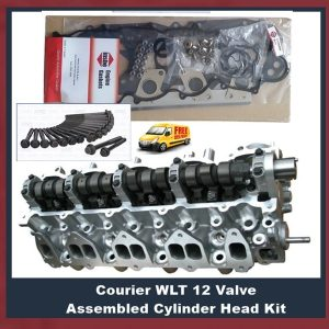Ford Courier WLT Complete Cylinder Head