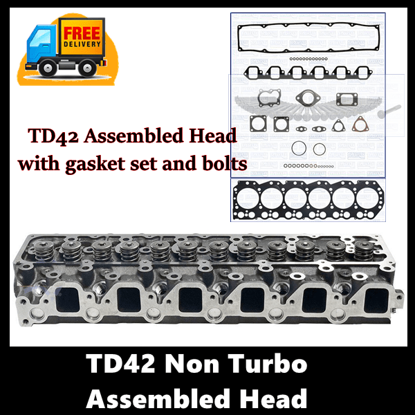 TD42-non-turbo-assembled-cylinder-head